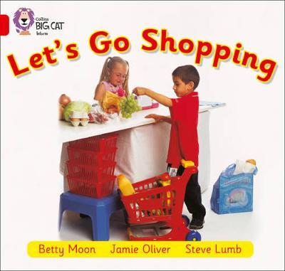 Let's Go Shopping by Betty Moon image
