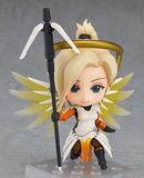 Overwatch : Nendoroid Mercy (Classic Skin Edition)- Articulated Figure