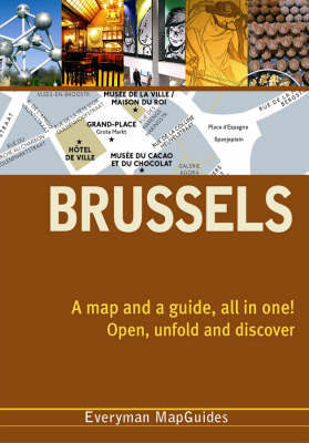 Brussels City MapGuide