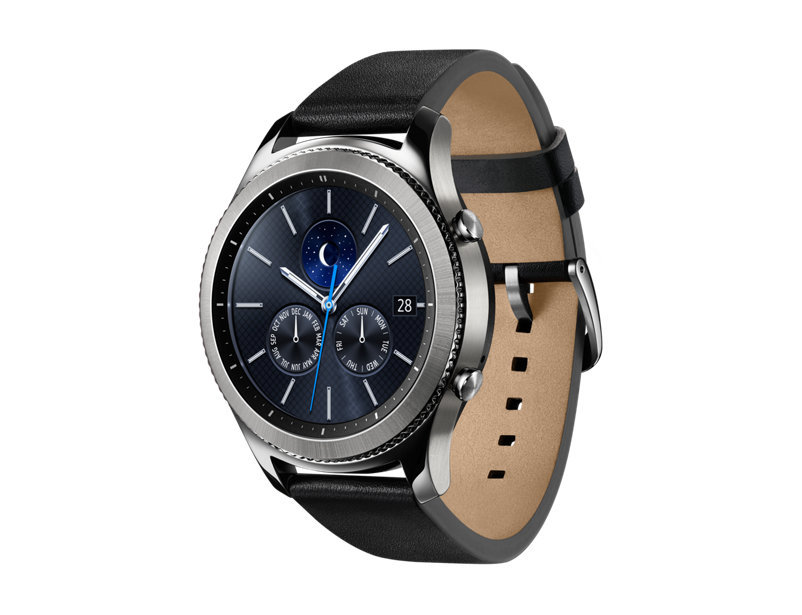 Samsung Gear S3 - Classic image