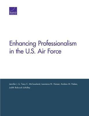 Enhancing Professionalism in the U.S. Air Force by Jennifer J Li image