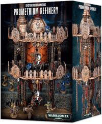 Warhammer 40,000 Sector Mechanicus: Promethium Refinery