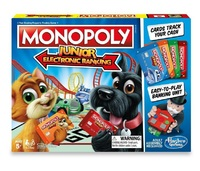 Monopoly: Junior - Electronic Banking Game