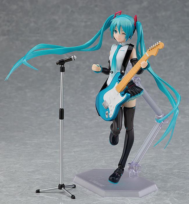 Figma Vocaloid: Hatsune Miku V4X - Action Figure image