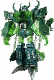 Transformers: TF Encore Unicron (Micron Combine Type Color) - Action Figure
