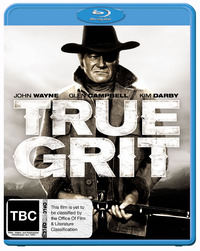 True Grit on Blu-ray image