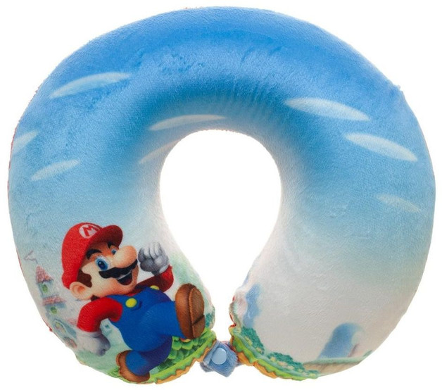 Super Mario Bros - Neck Pillow