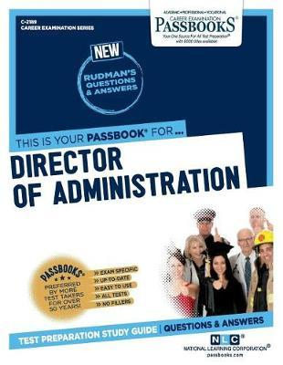 Director of Administration by National Learning Corporation