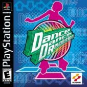 Dance Dance Revolution with Dance Mat for