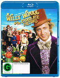 Willy Wonka & The Chocolate Factory (original) on Blu-ray