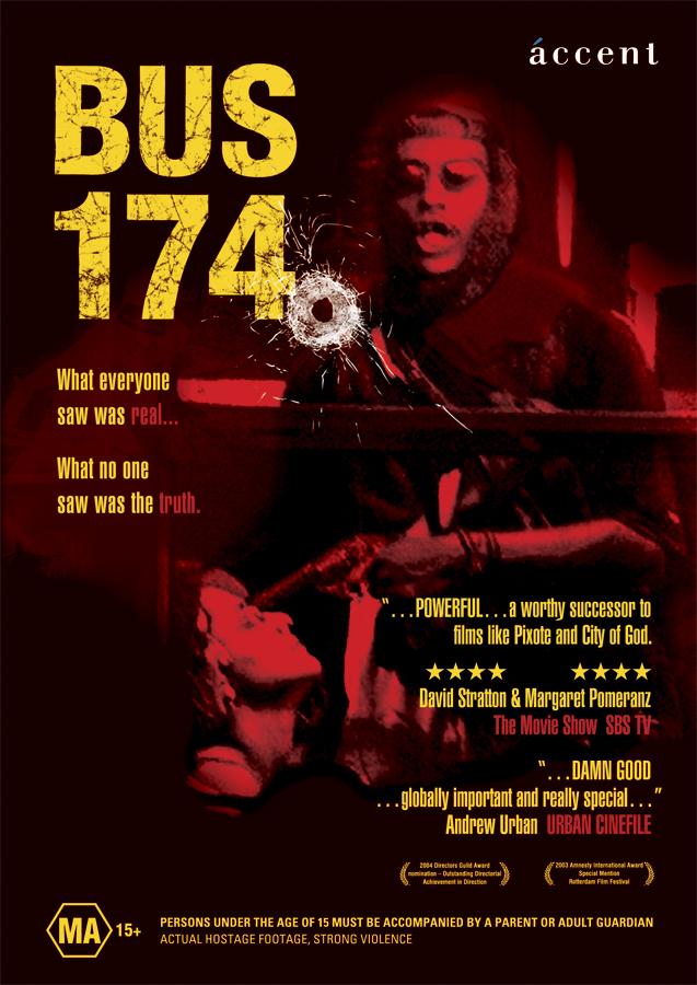 Bus 174 on DVD image