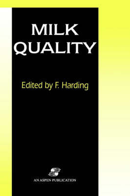 Milk Quality by F. Harding