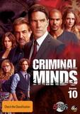 Criminal Minds: Season 10 DVD