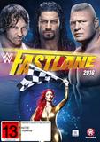 WWE: Fast Lane 2016 DVD