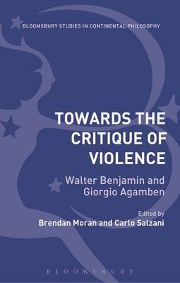 Towards the Critique of Violence