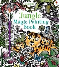 Jungle Magic Painting Book by Sam Taplin