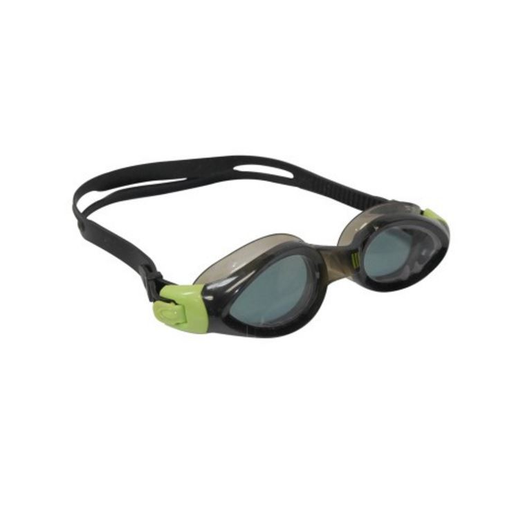 Adidas Aquazilla Advanced Goggles - Smoke Lens (Black/White) image