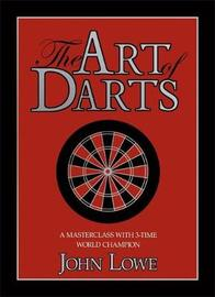 The Art of Darts by John Lowe image