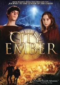 City of Ember on DVD