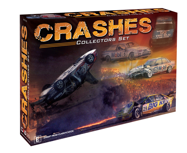 Crashes - Collector's Set on