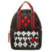 DC Comics Pocket Print Backpack (Harley Quinn)