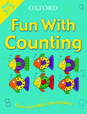 Fun With Counting by Jenny Ackland image