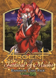 Argent: Festival of Masks - Expansion Set