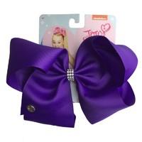 JoJo Siwa Rinestone Bow - Purple