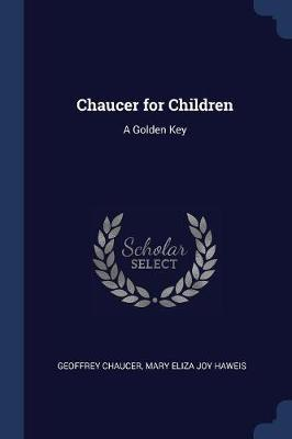 Chaucer for Children by Geoffrey Chaucer image