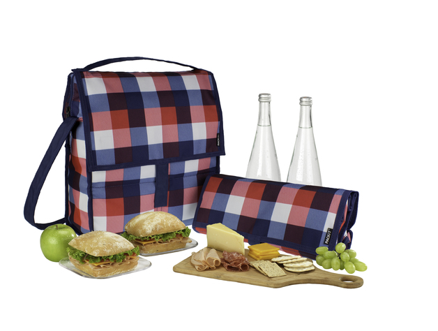 Packit Buffalo Checks Social Picnic Cooler