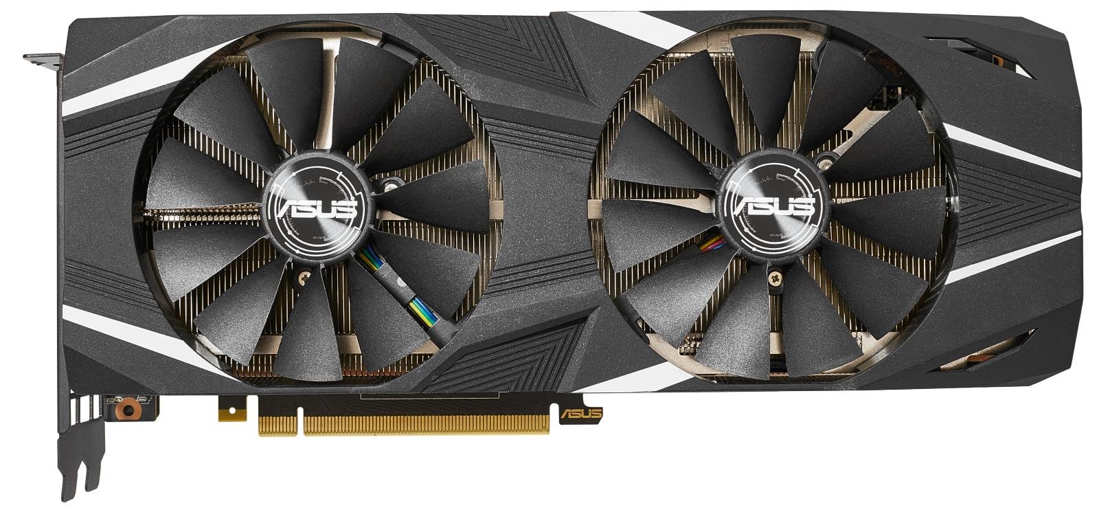 ASUS GeForce RTX 2080 Ti Dual 11GB GPU image
