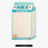 Legami: Something To Remember Magnetic Board - Milk Shape