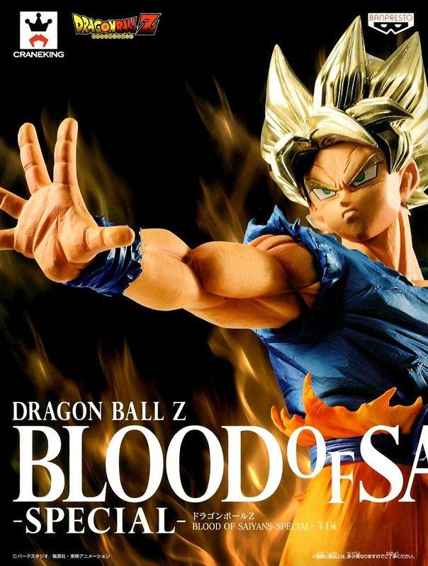 Blood of Saiyans Special - Son Goku