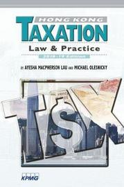 Hong Kong Taxation by Ayesha Macpherson Lau