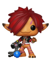 Kingdom Hearts III - Sora Monster's Inc. (Orange Ver.) Pop! Vinyl Figure
