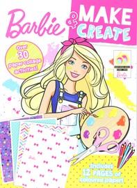 Barbie: Make & Create Activity Book