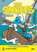 Smurfs, The - Vol. 5 on DVD