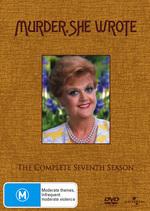 Murder, She Wrote - Complete Season 7 (6 Disc Set) on DVD