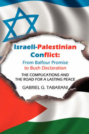 Israeli-Palestinian Conflict by GABRIEL G. TABARANI image