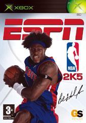 ESPN NBA 2K5 for Xbox