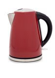 Goldair - Kettle 1.7L Stainless Steel Red