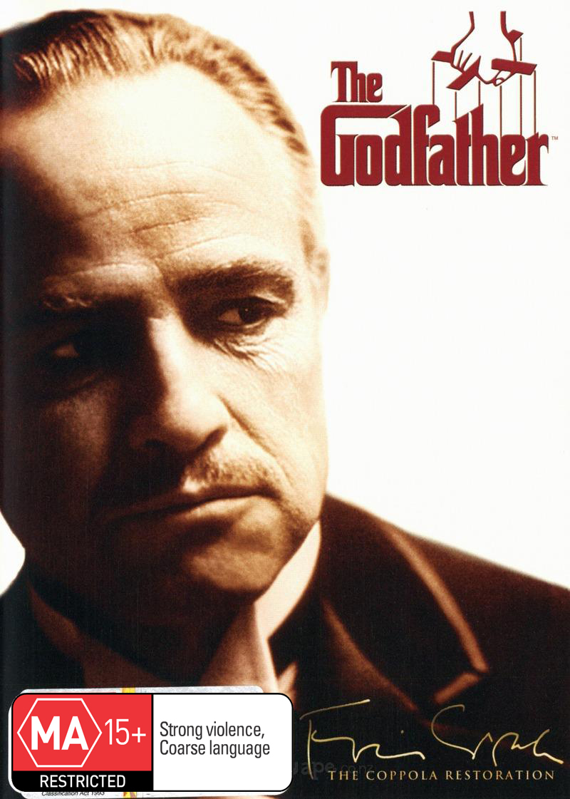 The Godfather - The Coppola Restoration on DVD image