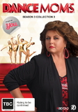 Dance Moms - Season 3: Collection 3 on DVD