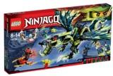 LEGO Ninjago: Attack of the Morro Dragon (70736)