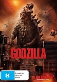Godzilla on DVD
