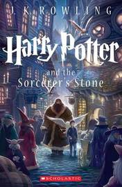 Harry Potter and the Sorcerer's Stone (Book 1) by J.K. Rowling