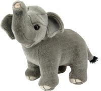 Antics Wildlife: Elephant Standing Plush
