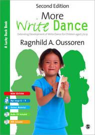 More Write Dance by Ragnhild Oussoren