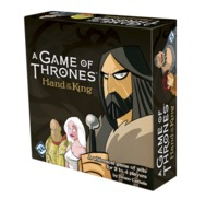 A Game of Thrones: Hand of the King - Card Game image