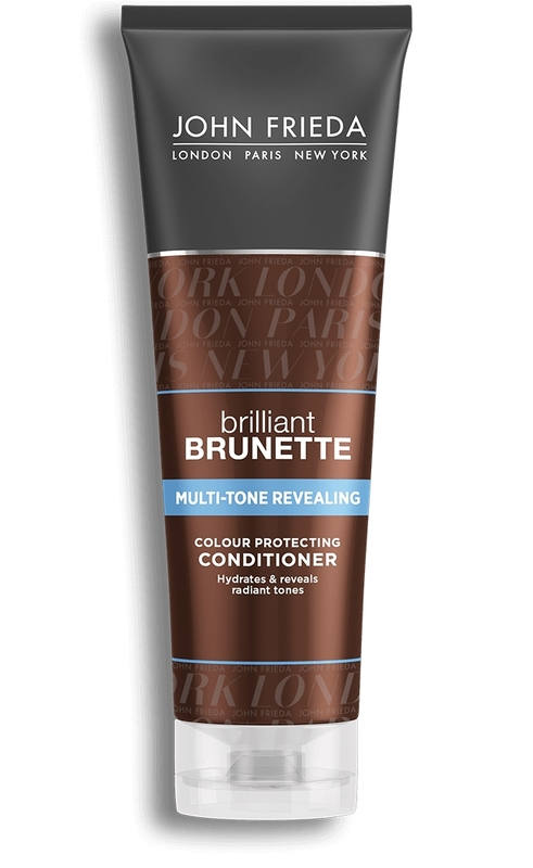 John Frieda Brilliant Brunette Moisturising Conditioner (250ml)